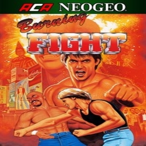 Buy ACA NEOGEO BURNING FIGHT Xbox Series Compare Prices