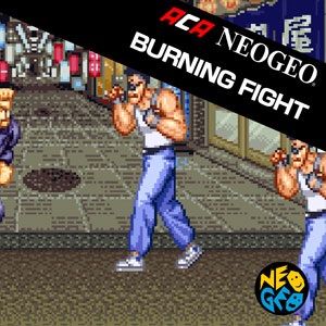 Buy ACA NEOGEO BURNING FIGHT Xbox One Compare Prices