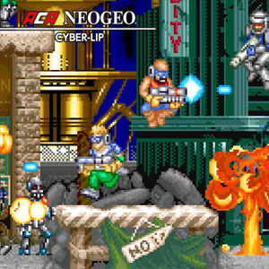 Buy ACA NEOGEO CYBER-LIP PS4 Compare Prices