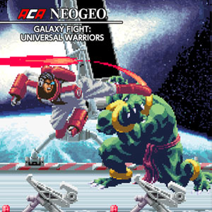 Buy ACA NEOGEO GALAXY FIGHT UNIVERSAL WARRIORS PS4 Compare Prices