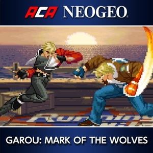 ACA NEOGEO Garou Mark Of The Wolves