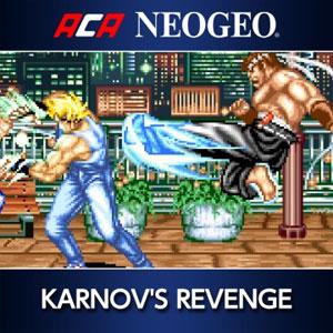ACA NEOGEO KARNOV'S REVENGE