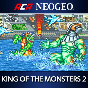 Buy ACA NEOGEO KING OF THE MONSTERS 2 Nintendo Switch Compare Prices