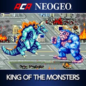 ACA NEOGEO KING OF THE MONSTERS