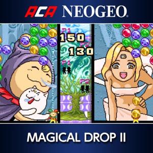ACA NEOGEO MAGICAL DROP 2