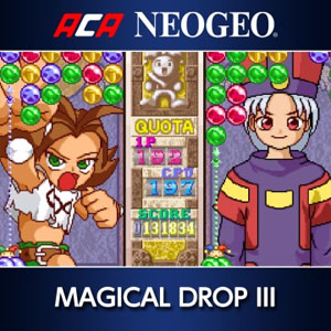 ACA NEOGEO MAGICAL DROP 3