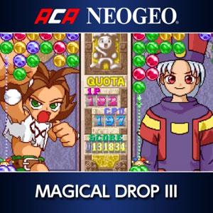 ACA NEOGEO MAGICAL DROP 3