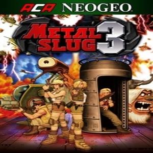 Buy ACA NEOGEO METAL SLUG 3 PS4 Compare Prices