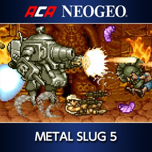 Buy ACA NEOGEO METAL SLUG 5 Xbox One Compare Prices