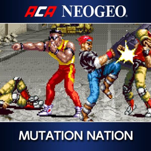Buy ACA NEOGEO MUTATION NATION Nintendo Switch Compare Prices