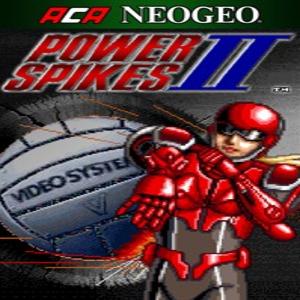 Aca Neogeo Power Spikes 2