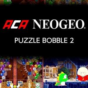 ACA NEOGEO PUZZLE BOBBLE 2