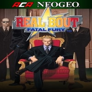 Buy ACA NEOGEO REAL BOUT FATAL FURY Xbox Series Compare Prices