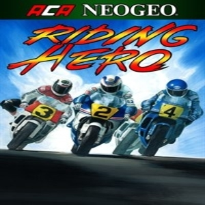 Buy ACA NEOGEO RIDING HERO Nintendo Switch Compare Prices