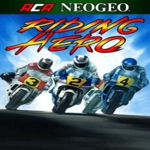 ACA NEOGEO RIDING HERO