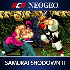 ACA NEOGEO SAMURAI SHODOWN 2