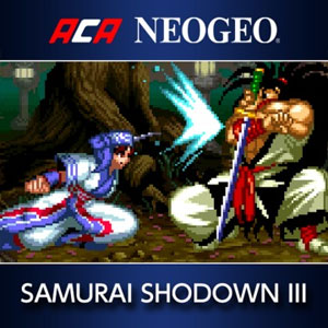 Buy ACA NEOGEO SAMURAI SHODOWN 3 Nintendo Switch Compare Prices
