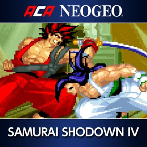 ACA NEOGEO SAMURAI SHODOWN 4