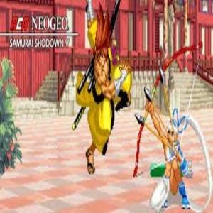ACA NEOGEO SAMURAI SHODOWN 5