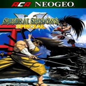 Buy ACA NEOGEO SAMURAI SHODOWN V SPECIAL Nintendo Switch Compare Prices