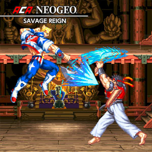 Buy ACA NEOGEO SAVAGE REIGN Nintendo Switch Compare Prices
