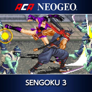 Buy ACA NEOGEO SENGOKU 3 PS4 Compare Prices