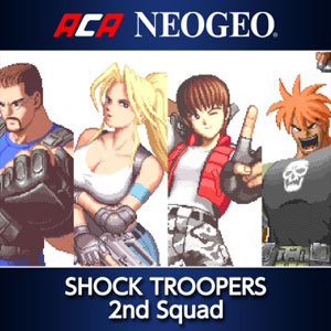 Buy ACA NEOGEO SHOCK TROOPERS 2nd Squad PS4 Compare Prices