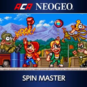ACA NEOGEO SPIN MASTER