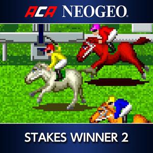 ACA NEOGEO STAKES WINNER 2