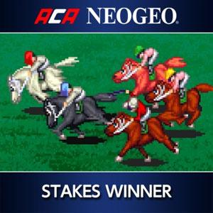 ACA NEOGEO STAKES WINNER