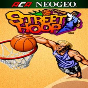 Aca Neogeo Street Hoop