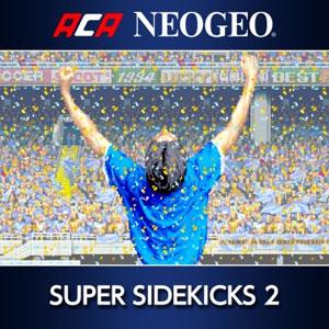 ACA NEOGEO SUPER SIDEKICKS 2