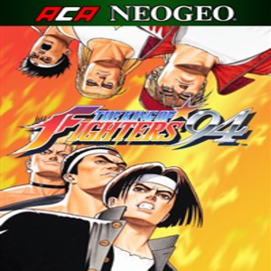 Aca Neogeo The King Of Fighters 94