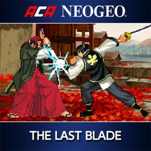 ACA NEOGEO THE LAST BLADE
