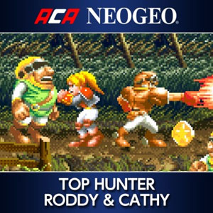 ACA NEOGEO TOP HUNTER RODDY & CATHY