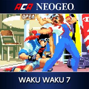 ACA NEOGEO WAKU WAKU 7