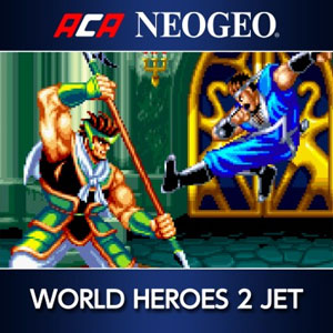 ACA NEOGEO WORLD HEROES 2 JET