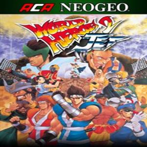 Aca Neogeo World Heroes 2 Jet