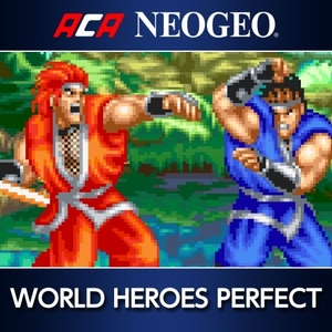 Buy ACA NEOGEO WORLD HEROES PERFECT PS4 Compare Prices