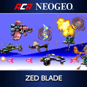 Buy ACA NEOGEO ZED BLADE CD KEY Compare Prices