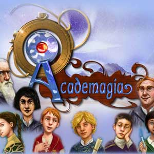 Buy Academagia The Making of Mages CD Key Compare Prices