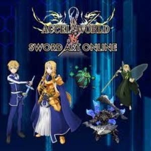 Accel World VS Sword Art Online Castaway from Another World