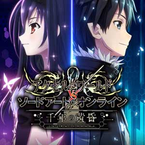 Buy Accel World vs Sword Art Online Millennium Twilight PS4 Game Code Compare Prices