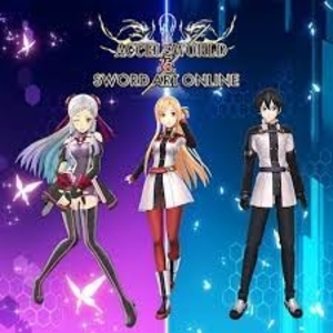 Accel World VS Sword Art Online Ordinal Scale Pack