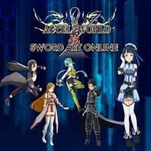 Accel World VS Sword Art Online SAO Origins Pack