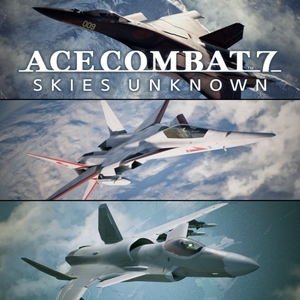 Buy ACE COMBAT 7 SKIES UNKNOWN 25th Anniversary DLC Original Aircraft Series Set PS4 Compare Prices
