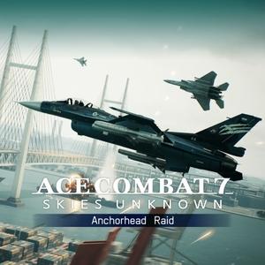 ACE COMBAT 7 SKIES UNKNOWN Anchorhead Raid