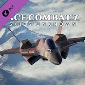 ACE COMBAT 7 SKIES UNKNOWN CFA-44 Nosferatu Set