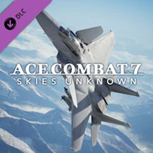 ACE COMBAT 7 SKIES UNKNOWN F-15 S/MTD Set