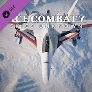 ACE COMBAT 7 SKIES UNKNOWN XFA-27 Set